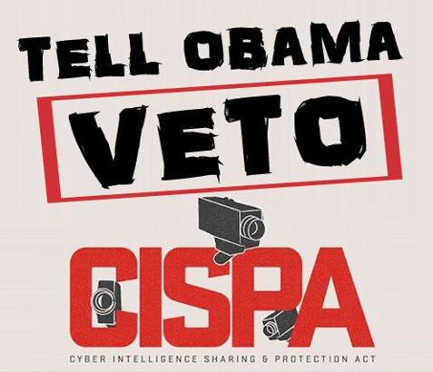 Anti-CISPA Blackout